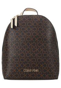 Calvin Klein - MONO BACKPACK  - Batoh - brown - 6