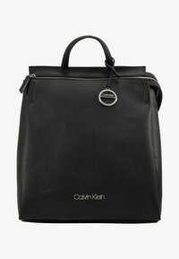 Calvin Klein - SIDED BACKPACK - Ryggsekk - black
