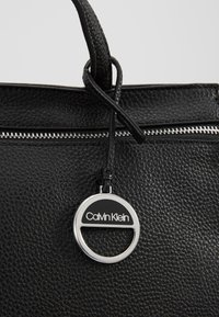 Calvin Klein - SIDED BACKPACK - Ryggsekk - black - 2