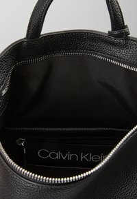 Calvin Klein - SIDED BACKPACK - Ryggsekk - black - 4