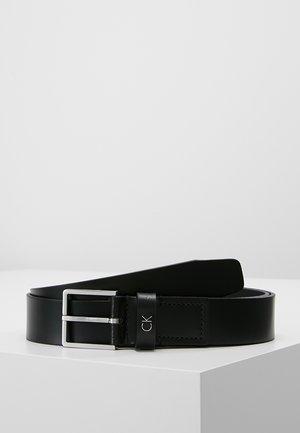 FORMAL BELT  - Formální pásek - black