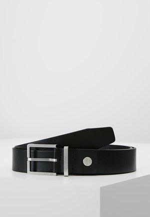 CASUAL BELT - Riem - black