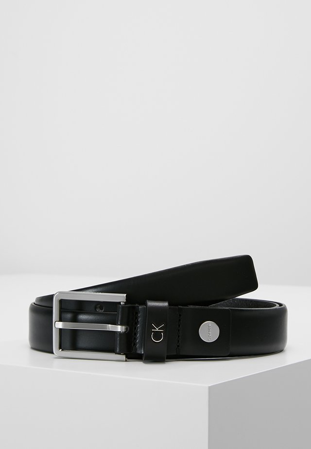 FORMAL BELT - Ceinture - black