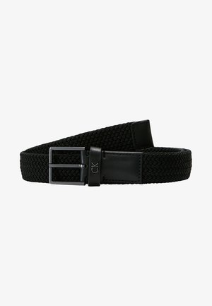 FORMAL ELASTIC BELT - Pásek - black