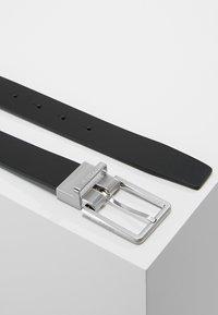 Calvin Klein - FORMAL GIFTSET - Pasek - black - 2