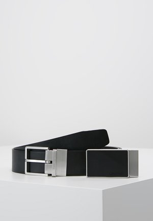 CASUAL GIFT SET - Ceinture - black