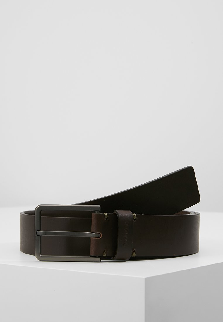 Calvin Klein - ESSENTIAL PLUS BELT - Ceinture - brown