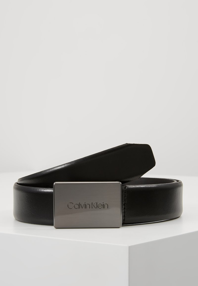 Calvin Klein - BELT - Vyö - black