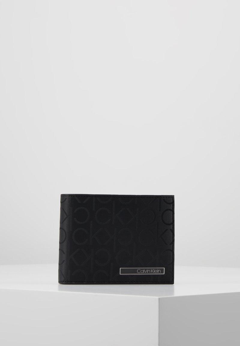 Calvin Klein - INDUSTRIAL MONO COIN - Geldbörse - black