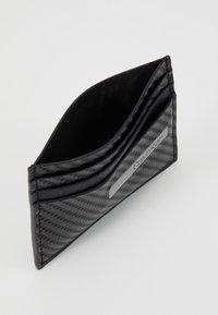 Calvin Klein - CARBON GIFTSET WALLET BELT SET - Cintura - black - 6