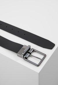 Calvin Klein - LOGO BELT - Cinturón - black - 2