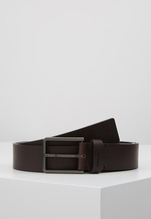 ESSENTIAL BELT - Belt - brown