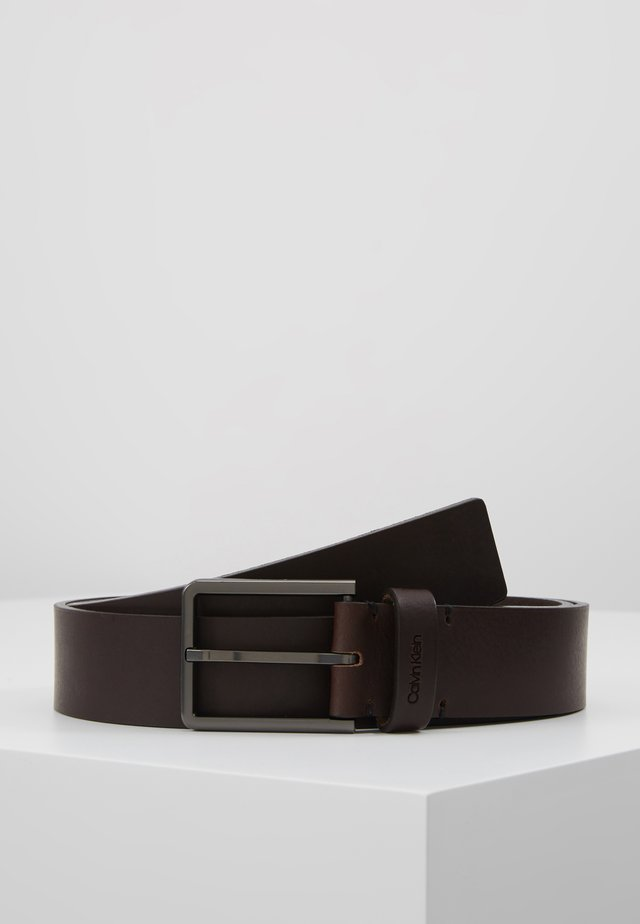 ESSENTIAL BELT - Ceinture - brown
