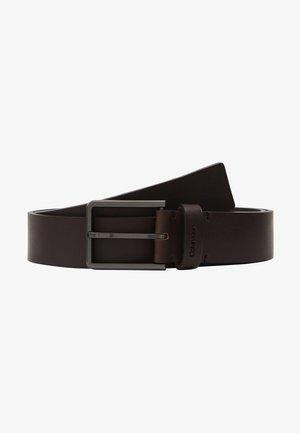 ESSENTIAL BELT - Belte - brown