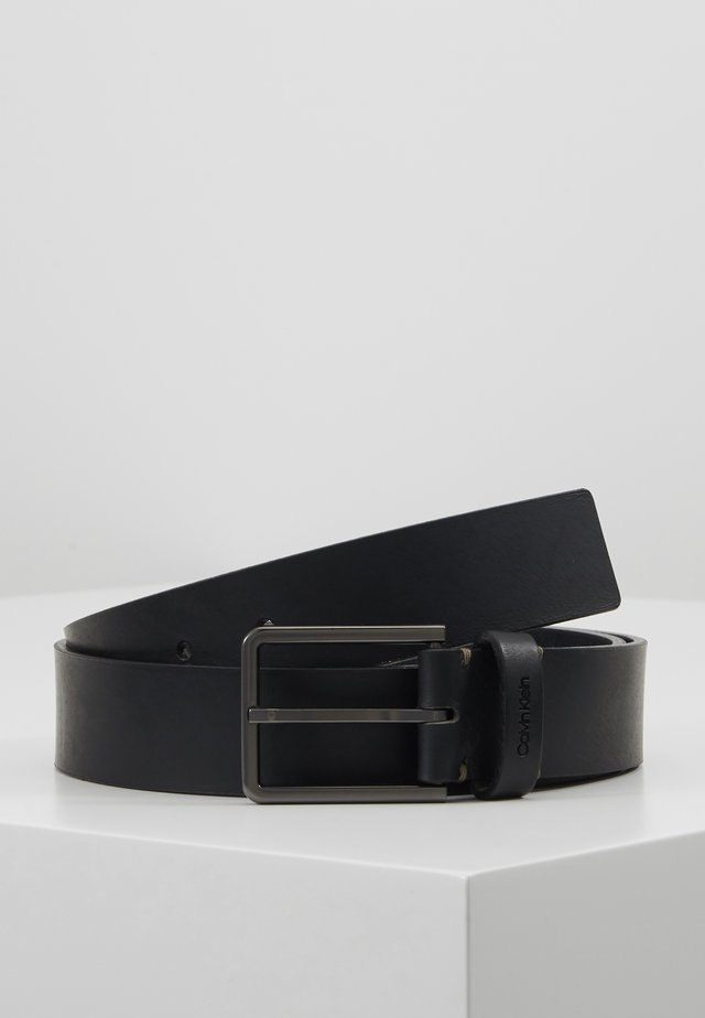 ESSENTIAL BELT - Ceinture - black