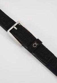 Calvin Klein - FORMAL BELT - Cintura - black - 4