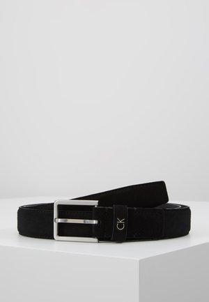 FORMAL BELT - Cintura - black