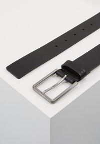 Calvin Klein - ESSENTIAL BELT - Riem - black - 3