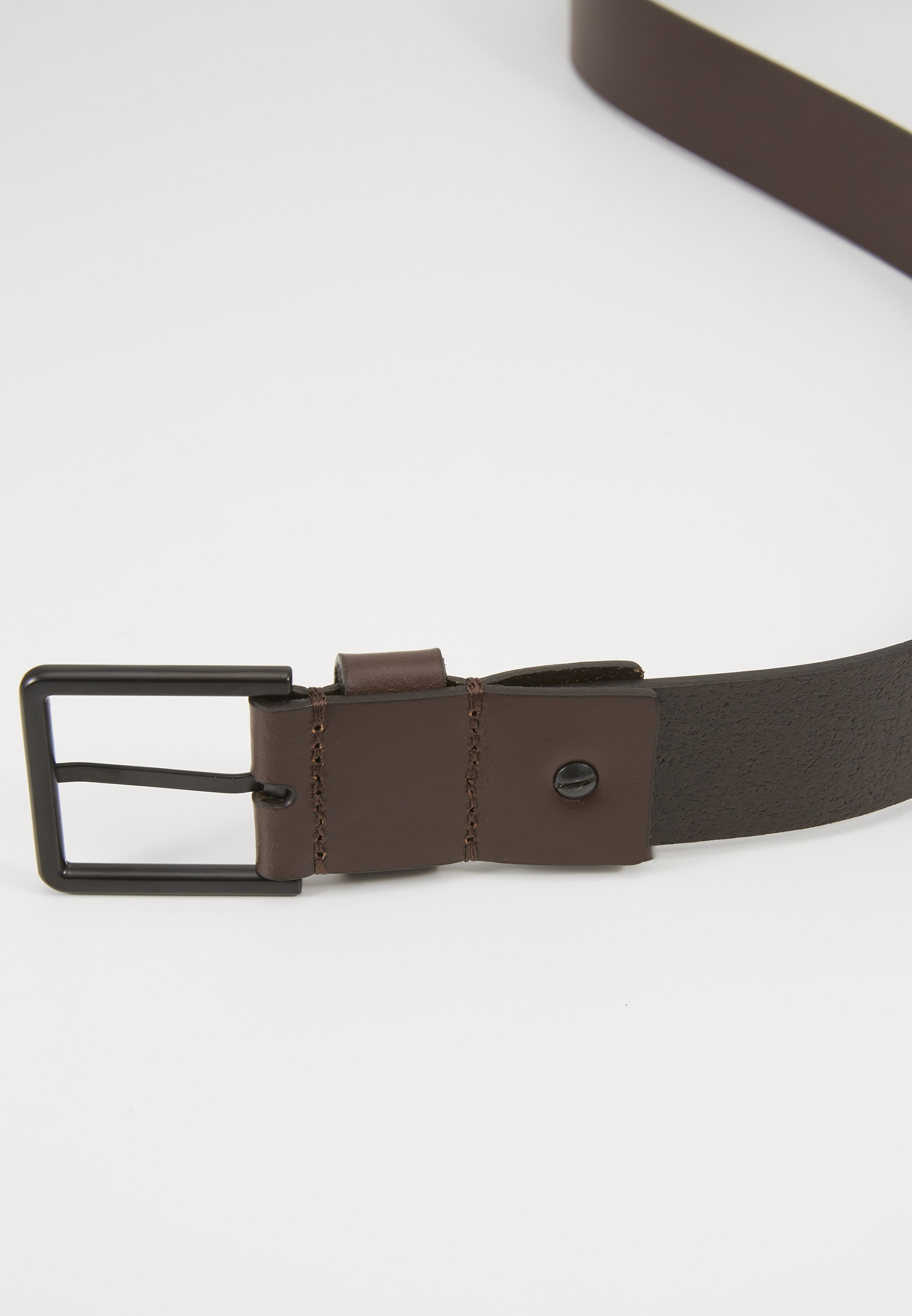 Calvin Klein 35mm Signature Loop Belt - Skärp Brown