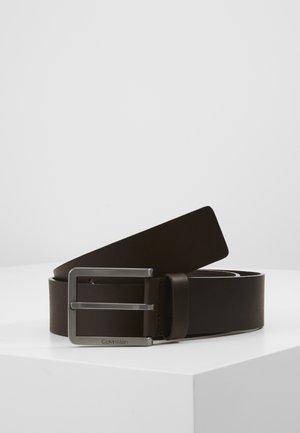 ESSENTIAL PLUS - Belt - brown