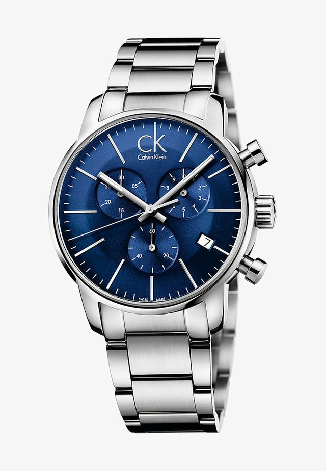 CITY   - Chronograph watch - silver-coloured