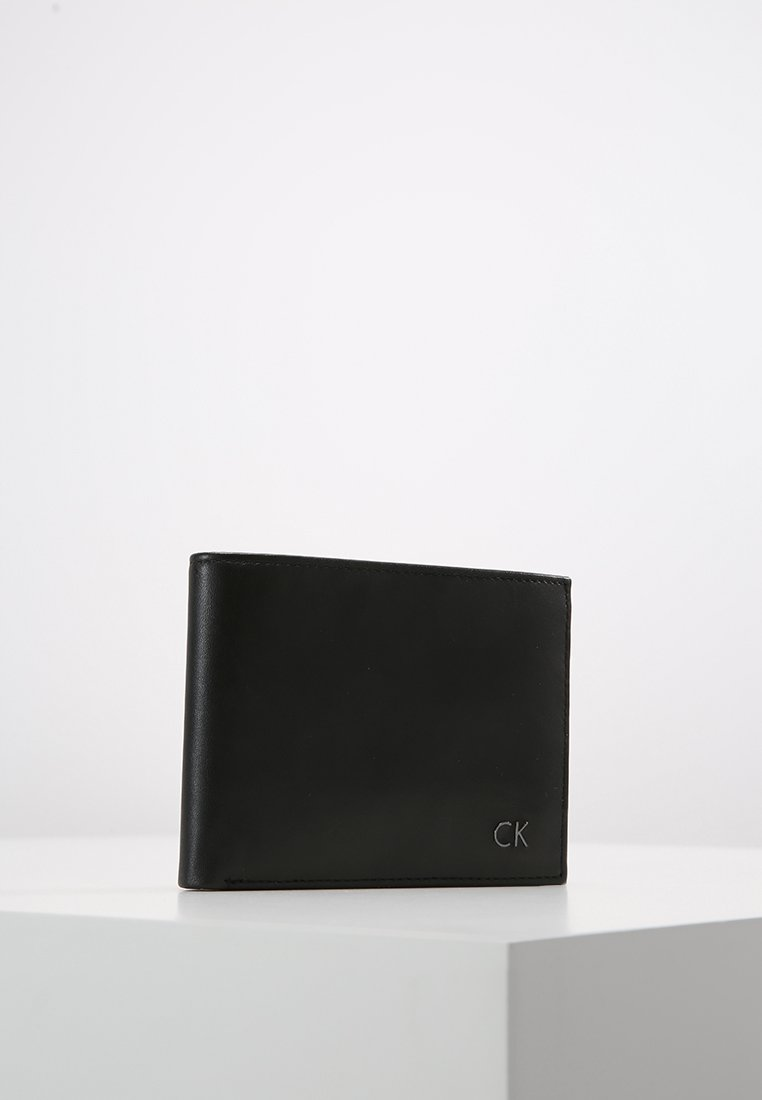 Calvin Klein - L3ON BILLFOLD - Geldbörse - black