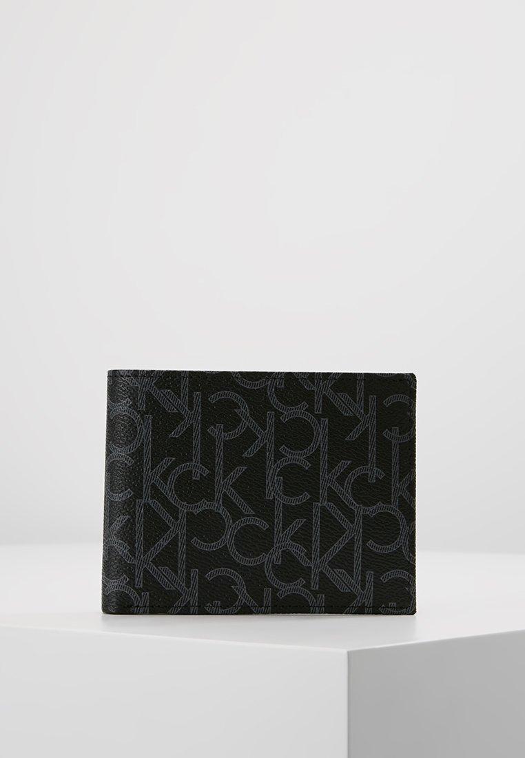 Calvin Klein - MONO COIN - Portemonnee - black