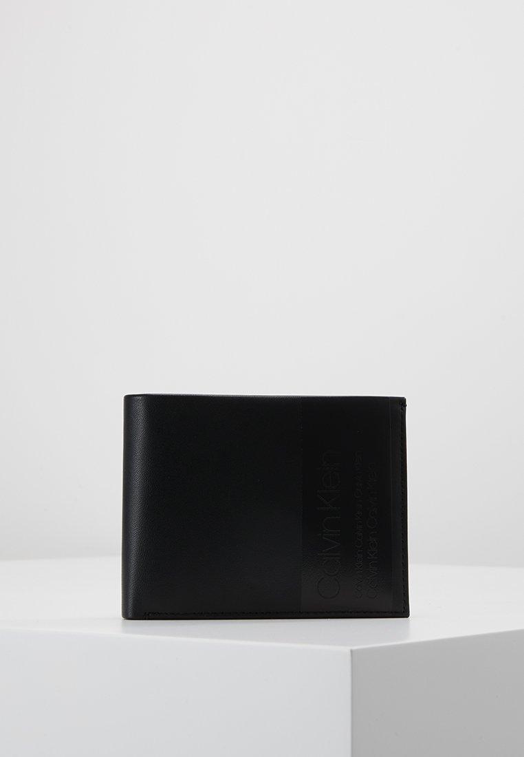 Calvin Klein - ELEVATED COIN - Portemonnee - black