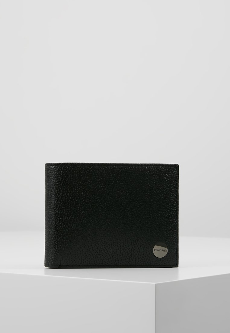 Calvin Klein - POP WORK COIN - Geldbörse - black