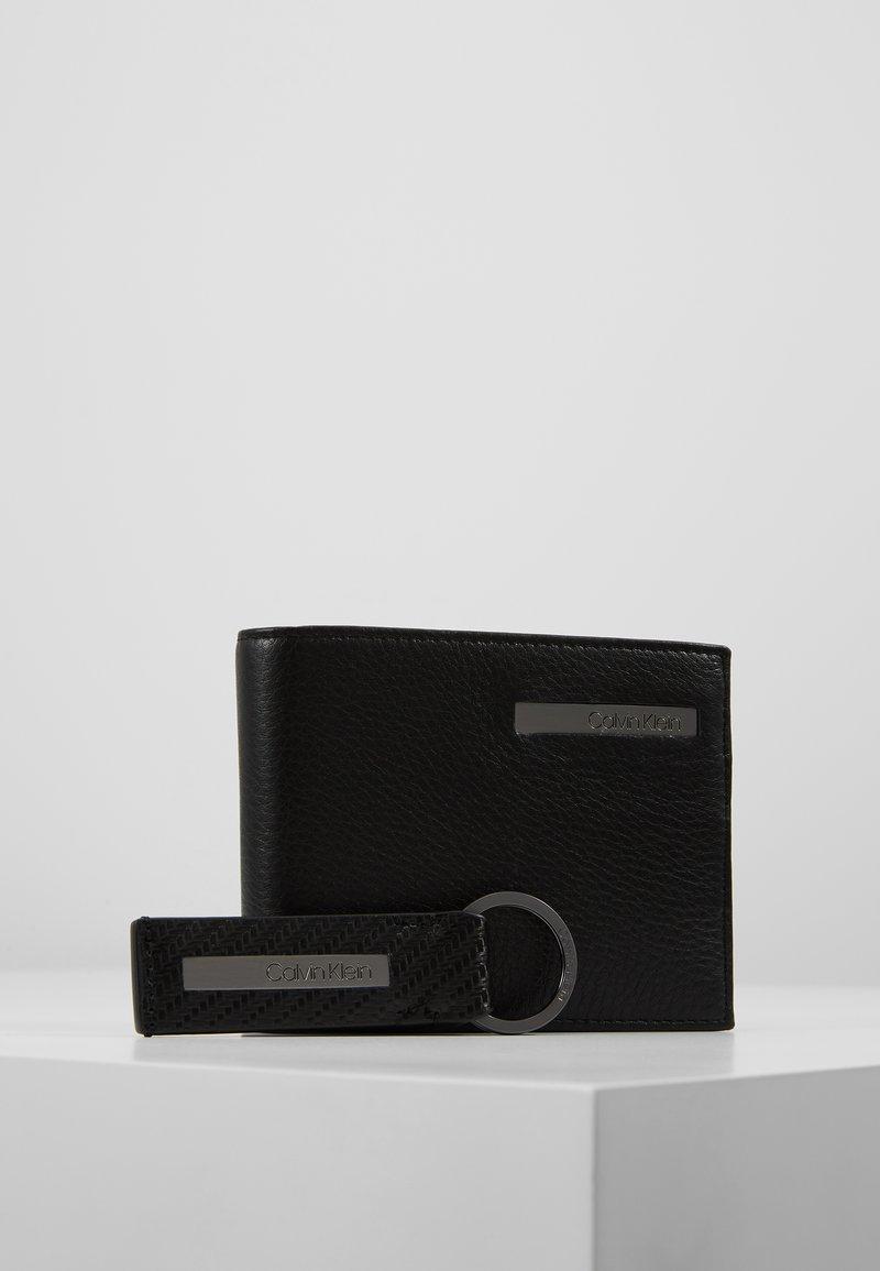 Calvin Klein - CLASSIC GIFTBOX SET - Schlüsselanhänger - black