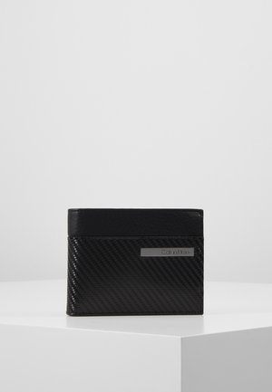 CARBON COIN - Portefeuille - black