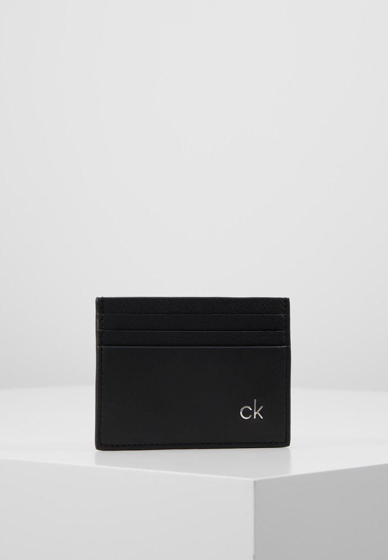 Calvin Klein - DIRECT CARDHOLDER - Étui pour cartes de visite - black