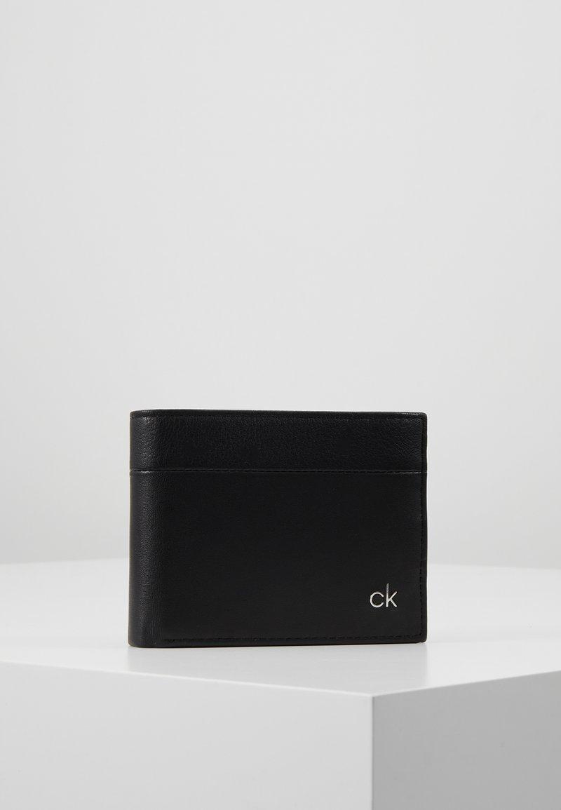 Calvin Klein - DIRECT COIN PASS - Geldbörse - black