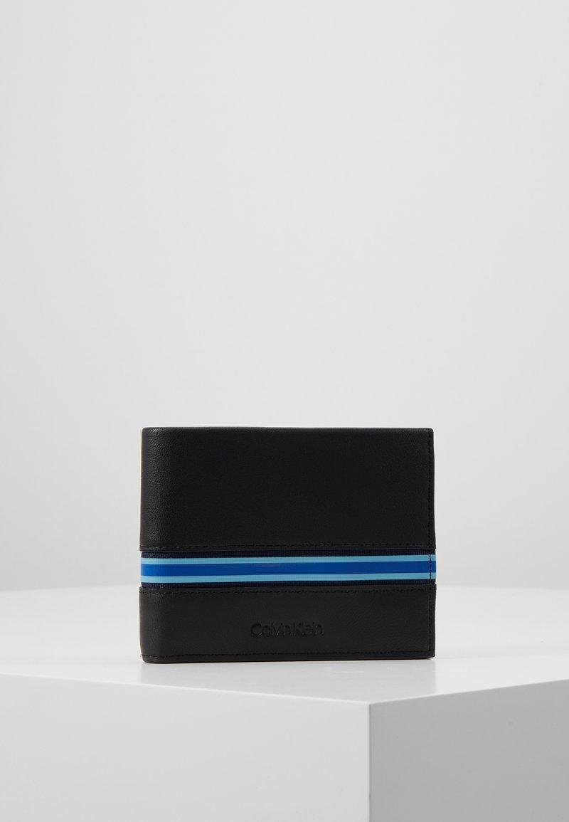 Calvin Klein - RUNNER BILLFOLD  - Geldbörse - black