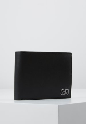 SIGNATURE COIN - Monedero - black