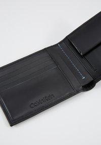 Calvin Klein - SIGNATURE COIN - Wallet - black - 2