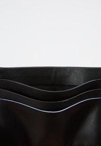 Calvin Klein - SIGNATURE CARDHOLDER - Peněženka - black - 6