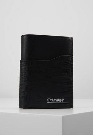 SLIVERED COIN - Portfel - black