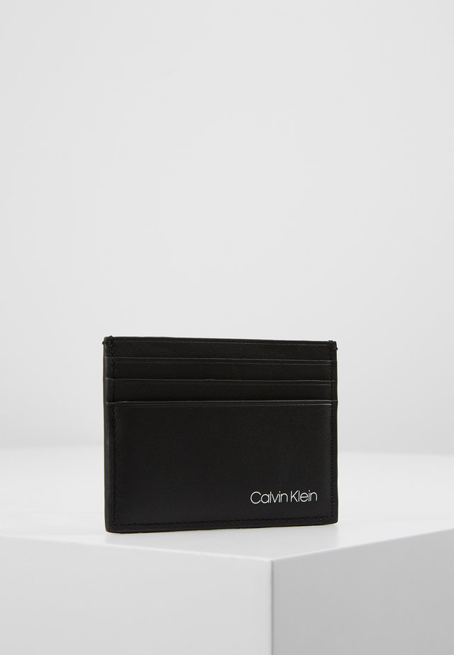 UNITED SIMPLE CARDHOLDER - Plånbok - black