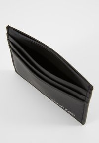 Calvin Klein - UNITED SIMPLE CARDHOLDER - Wallet - black - 5