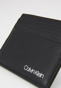 Calvin Klein - UNITED SIMPLE CARDHOLDER - Wallet - black - 2