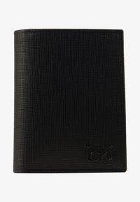 Calvin Klein - SIGNATURE MINI COIN - Monedero - black - 1