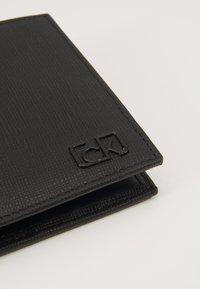 Calvin Klein - SIGNATURE MINI COIN - Monedero - black - 2