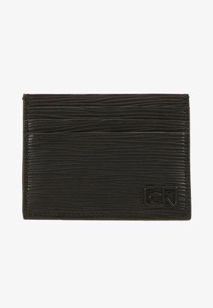 SIGNATURE CARDHOLDER - Portemonnee - black