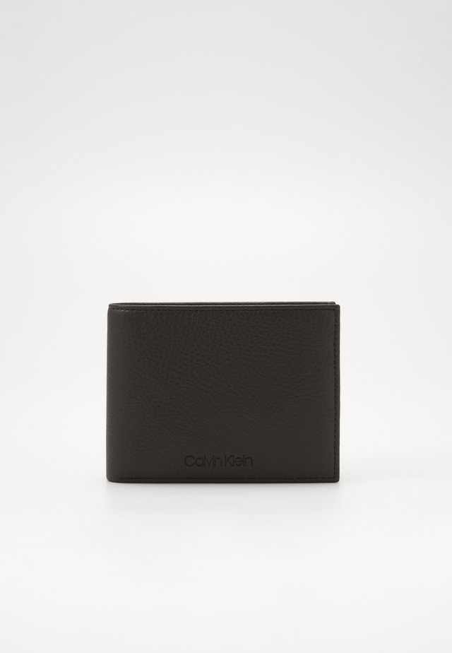 FIRST COIN - Plånbok - brown