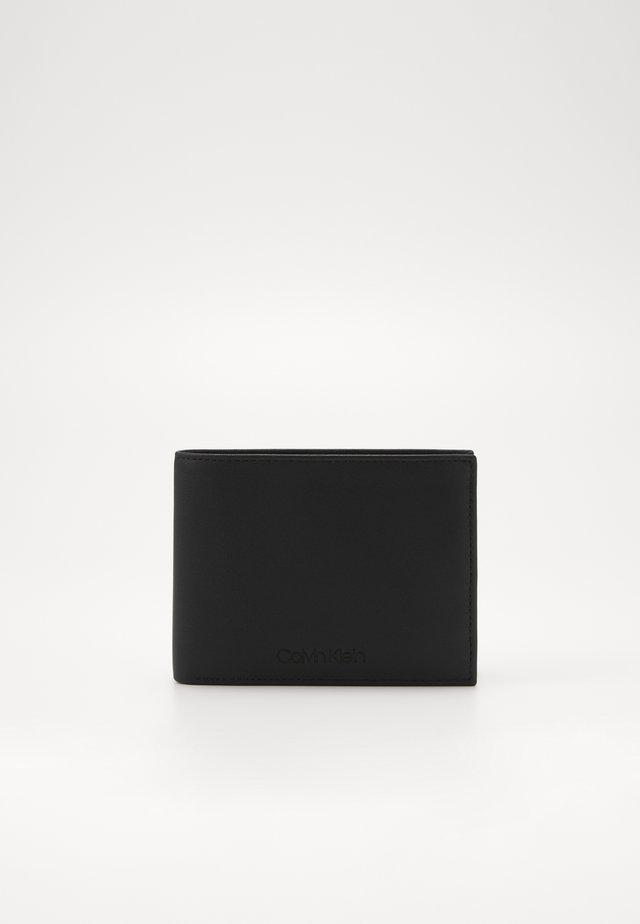 FIRST COIN - Plånbok - black