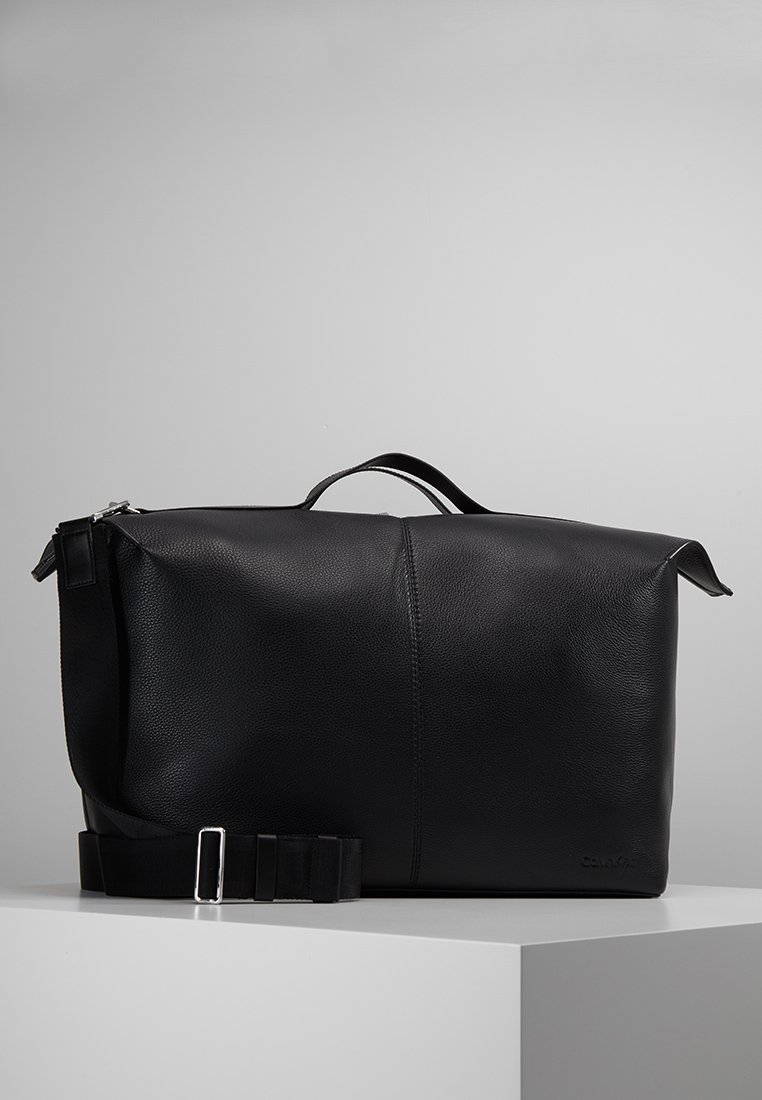 Calvin Klein - MULTISTRAP - Weekend bag - black