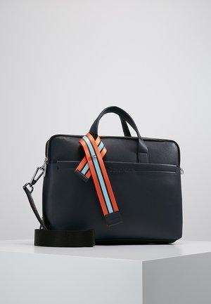 FLEX GUSSET LAPTOP BAG - Mallette - black