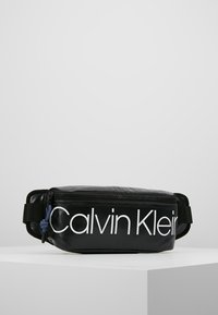 Calvin Klein - TRAIL WAISTBAG - Gürteltasche - black - 0