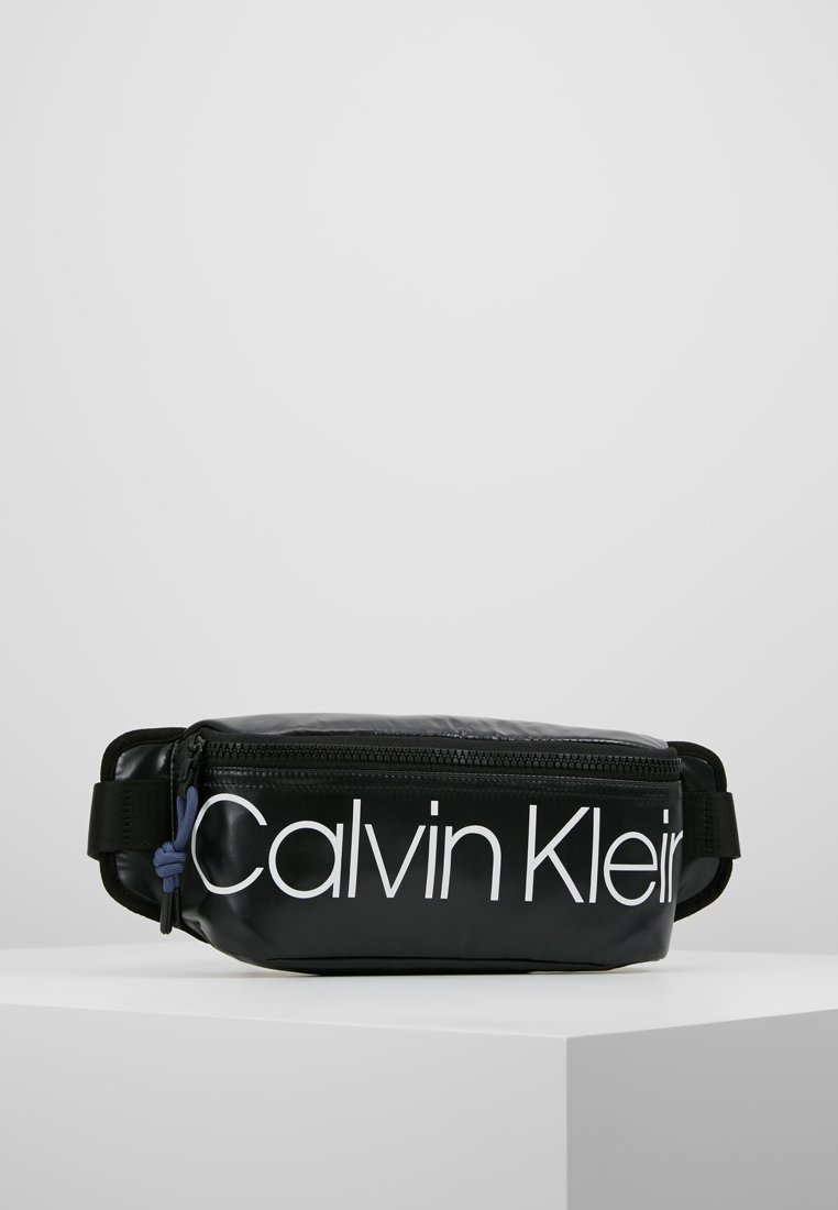 Calvin Klein - TRAIL WAISTBAG - Gürteltasche - black